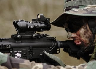 précision des tirs en airsoft