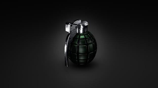 grenade airsoft