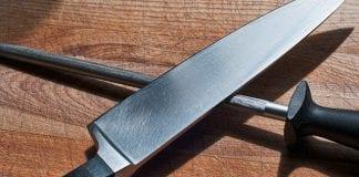 aiguiser ses couteaux